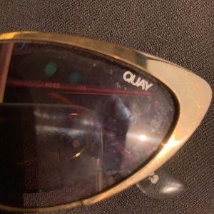 Quay Australia Accessories - Gold quay Sunglasses
